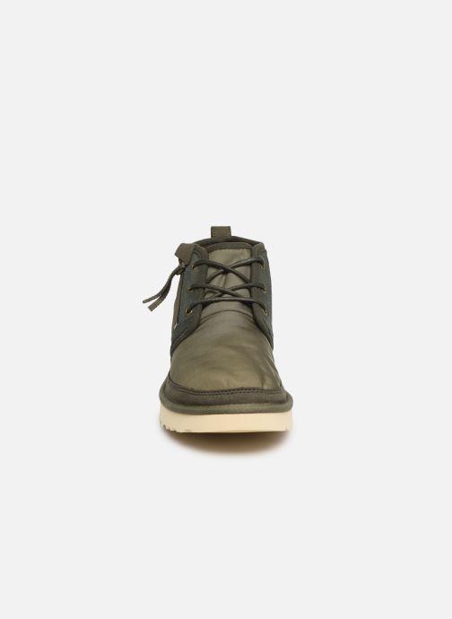 Baskets UGG Neumel Zip Mlt Vert vue portées chaussures