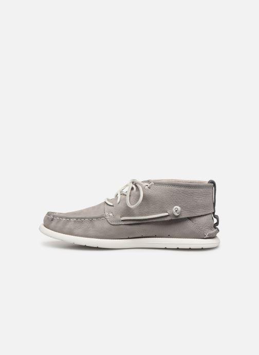 Zapatos con cordones UGG Beach Moc Chukka Gris vista de frente