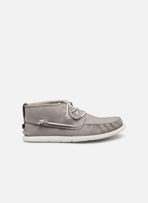 Zapatos con cordones UGG Beach Moc Chukka Gris vistra trasera