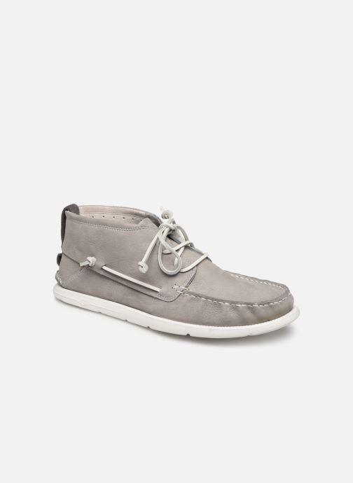 Zapatos con cordones UGG Beach Moc Chukka Gris vista de detalle / par
