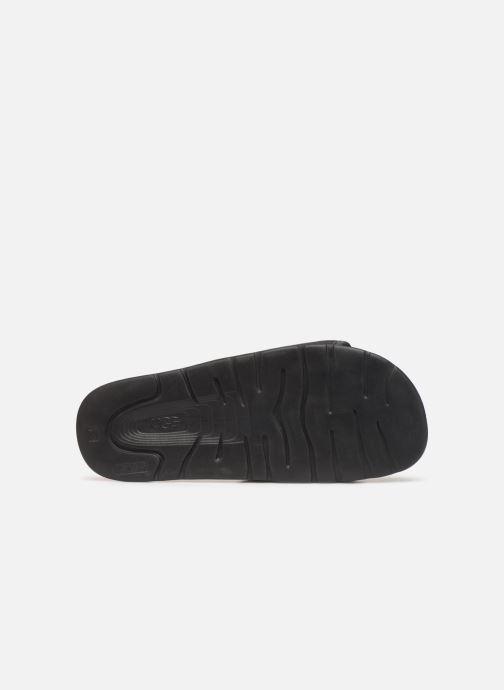 Sandales et nu-pieds UGG Xavier Ballistic Slide Noir vue haut