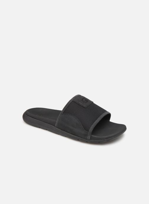 Sandales et nu-pieds UGG Xavier Ballistic Slide Noir vue détail/paire