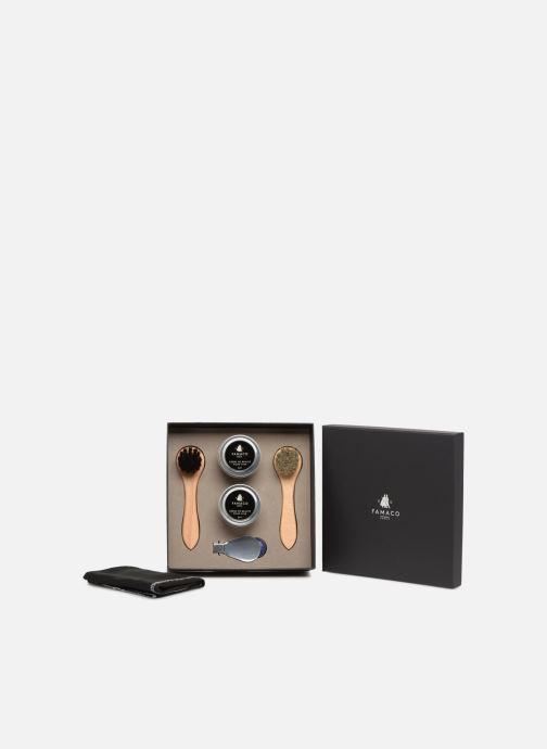 Schuhpflegeprodukte Famaco Famaco Box petit modèle schwarz detaillierte ansicht/modell
