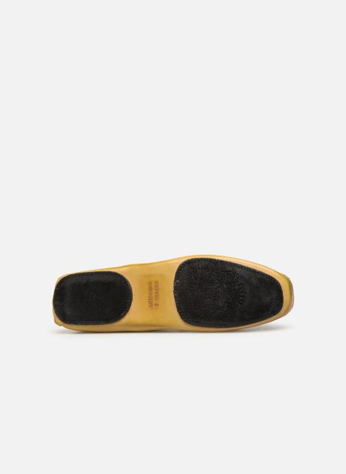 Loafers Melvin & Hamilton HOME DONNA Yellow view from above