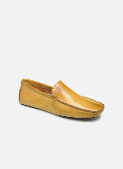 Loafers Melvin & Hamilton HOME DONNA Yellow detailed view/ Pair view