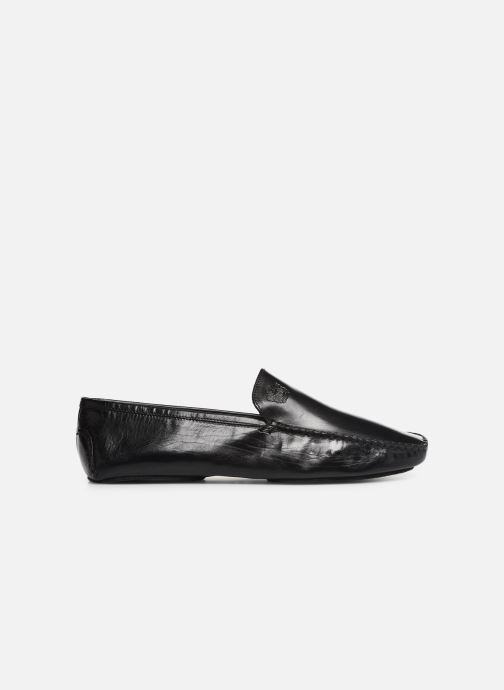 Loafers Melvin & Hamilton HOME DONNA Black back view