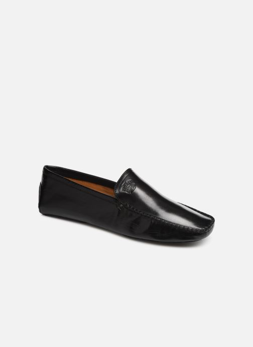 Loafers Melvin & Hamilton HOME DONNA Black detailed view/ Pair view