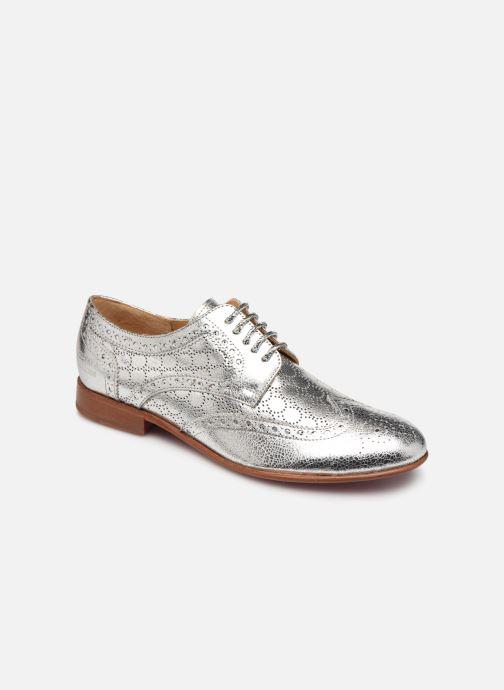 Chaussures à lacets Melvin & Hamilton SALLY 66 Argent vue détail/paire