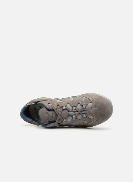 Zapatillas de deporte ALLROUNDER Turbo Gris vista lateral izquierda