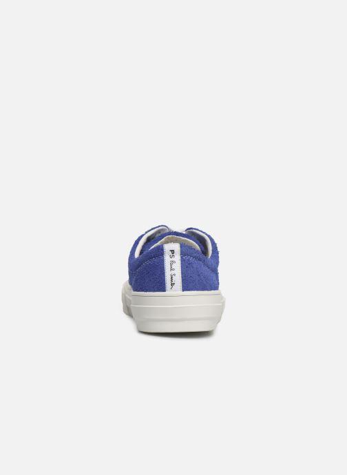 Baskets PS Paul Smith Antilla Bleu vue droite