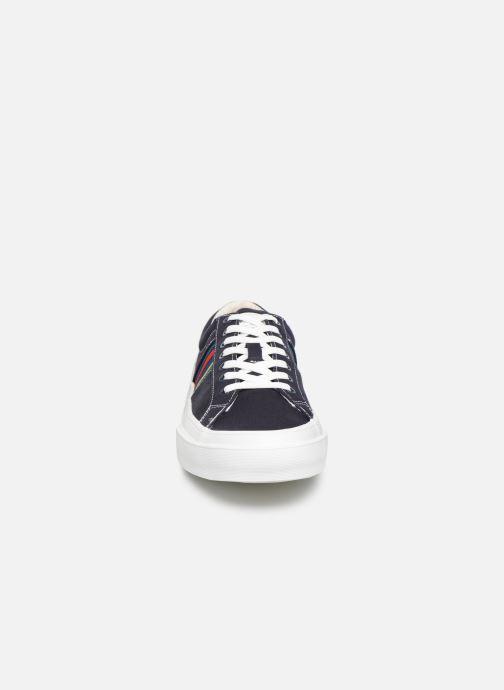 Baskets PS Paul Smith Antilla Bleu vue portées chaussures