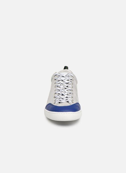 Baskets PS Paul Smith Sharma Gris vue portées chaussures