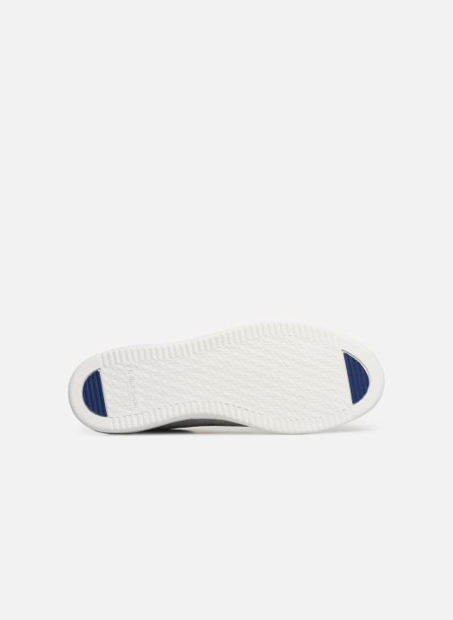 Baskets PS Paul Smith Sharma Gris vue haut