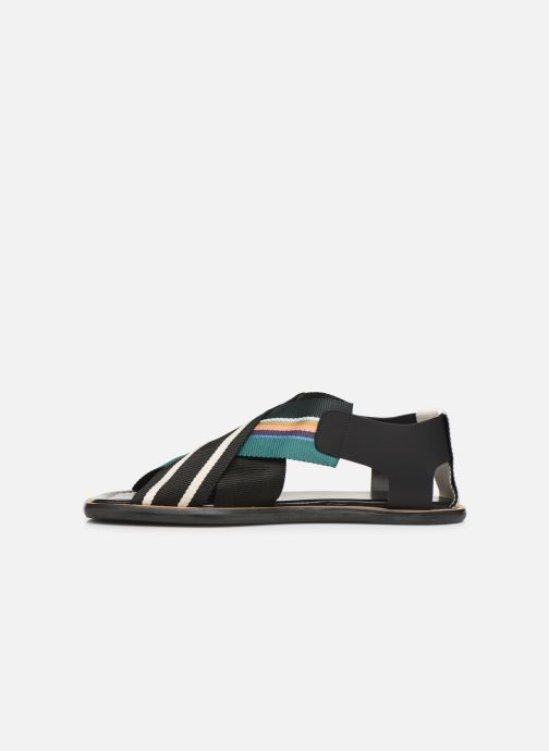 Sandales et nu-pieds PS Paul Smith Arrow Noir vue face