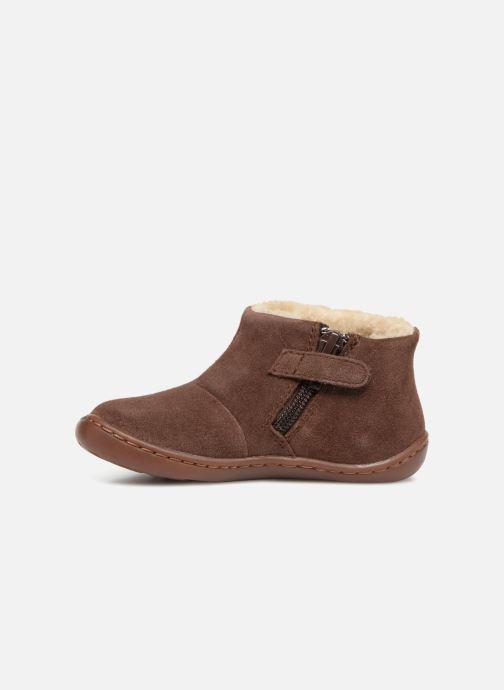 Boots en enkellaarsjes Camper Peu Cami FW K900111 Bruin voorkant