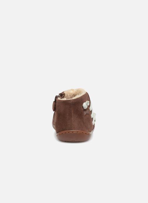 Boots en enkellaarsjes Camper Peu Cami FW K900111 Bruin rechts