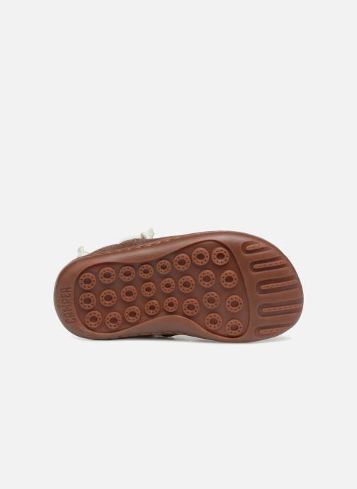 Boots en enkellaarsjes Camper Peu Cami FW K900111 Bruin boven