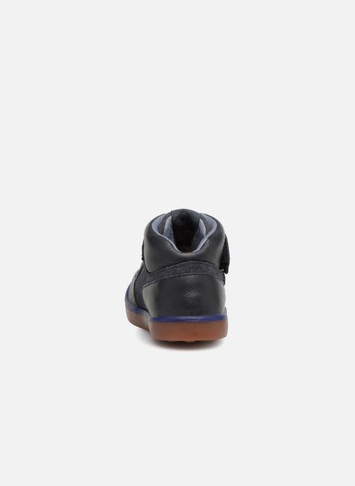 Sneakers Camper Pursuit FW Blauw rechts
