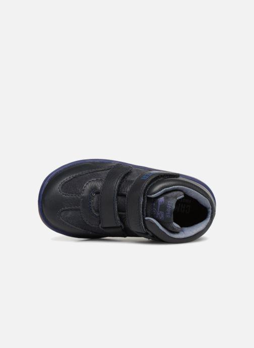 Sneakers Camper Pursuit FW Azzurro immagine sinistra