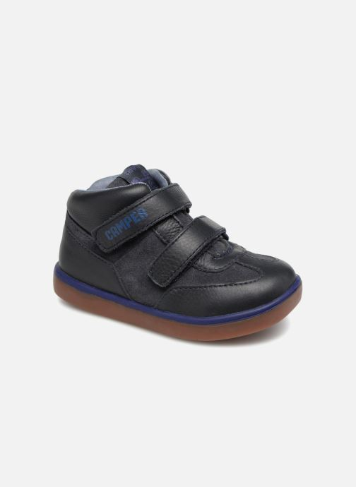 Baskets Camper Pursuit FW Bleu vue détail/paire