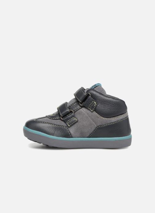 Sneakers Camper Pursuit FW Grigio immagine frontale