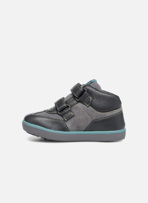Baskets Camper Pursuit FW Gris vue face