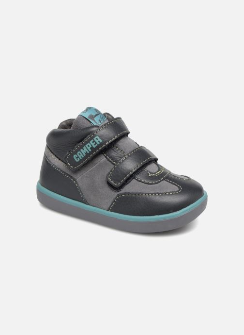 Baskets Camper Pursuit FW Gris vue détail/paire