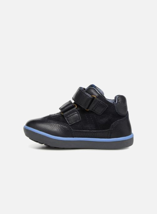 Sneaker Camper Pelotas Persil FW blau ansicht von vorne