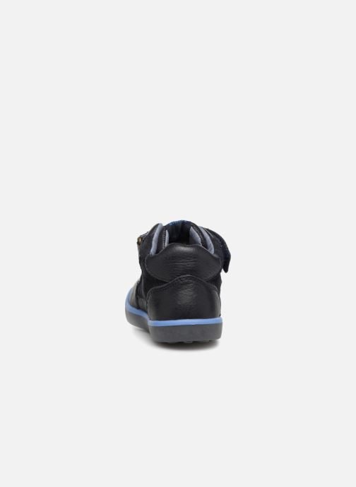 Sneakers Camper Pelotas Persil FW Azzurro immagine destra