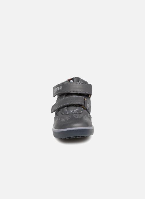 Sneaker Camper Pelotas Persil FW schwarz schuhe getragen