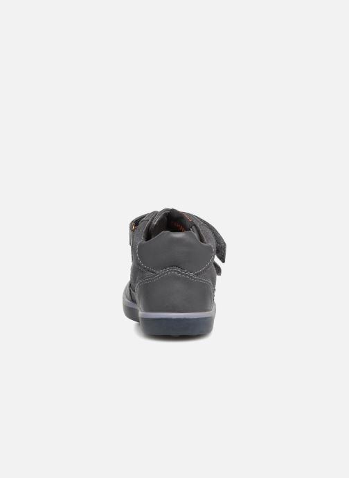 Sneakers Camper Pelotas Persil FW Nero immagine destra