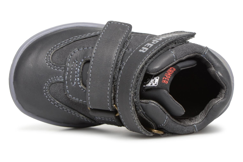 Sneakers Camper Pelotas Persil FW Nero immagine sinistra