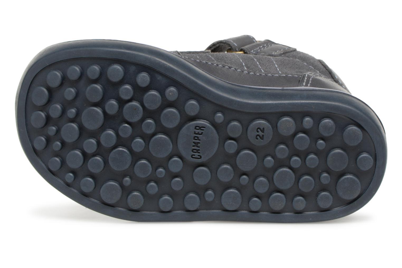 Sneakers Camper Pelotas Persil FW Nero immagine dall'alto