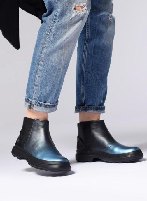 Bottines et boots Camper Turtle K400237 Noir vue bas / vue portée sac