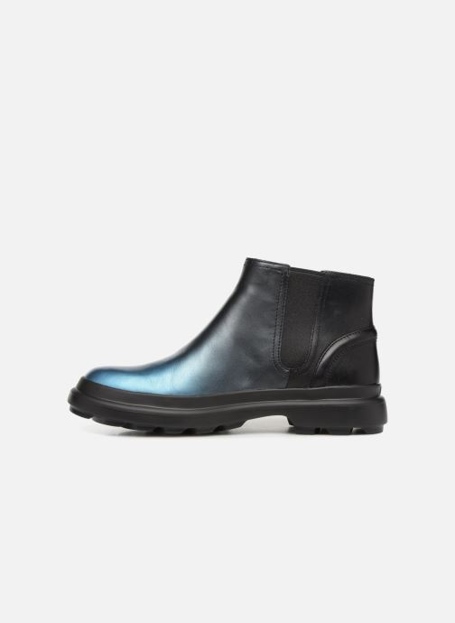 Bottines et boots Camper Turtle K400237 Noir vue face