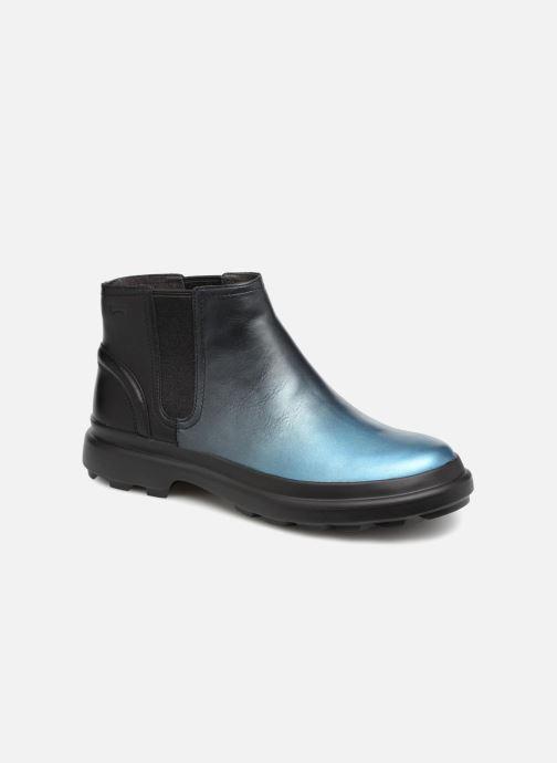 Bottines et boots Camper Turtle K400237 Noir vue détail/paire