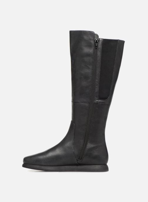 Stiefel Camper Monday K400131 schwarz ansicht von vorne