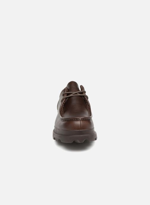 Chaussures à lacets Camper 1980 Marron vue portées chaussures