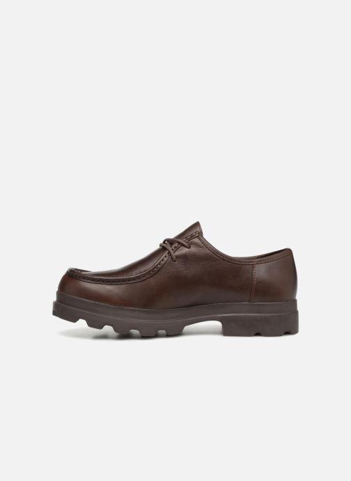 Chaussures à lacets Camper 1980 Marron vue face