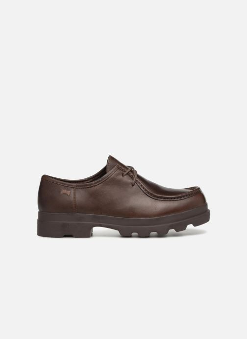Chaussures à lacets Camper 1980 Marron vue derrière