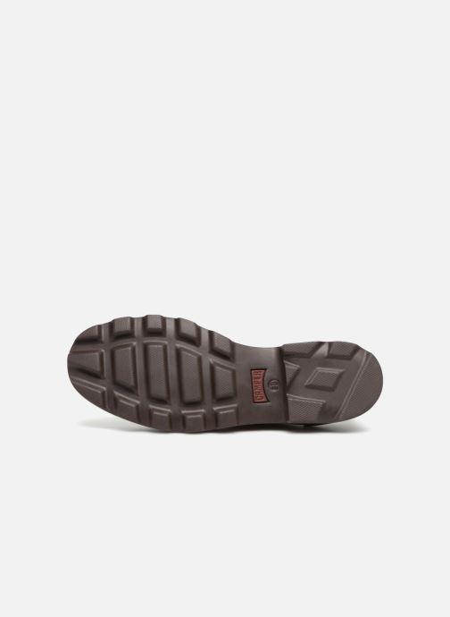 Chaussures à lacets Camper 1980 Marron vue haut