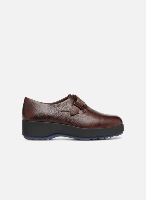 Loafers Camper Dessa 22095 Burgundy back view
