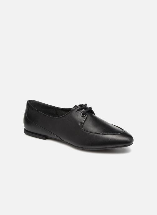 Zapatos con cordones Camper Isadora 22564 Negro vista de detalle / par