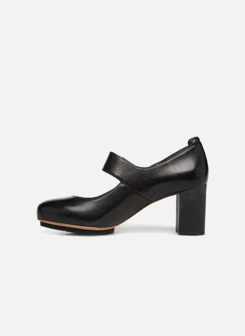 High heels Camper Myriam 22097 Black front view