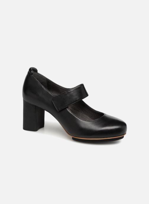 High heels Camper Myriam 22097 Black detailed view/ Pair view