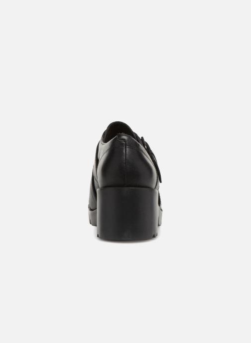 Mocassins Camper Wanda K200041 Noir vue droite
