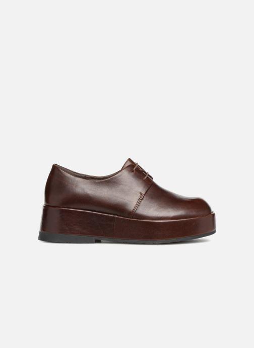 Chaussures à lacets Camper Wilma K200496 Marron vue derrière