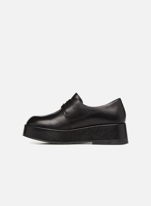 Chaussures à lacets Camper Wilma K200496 Noir vue face