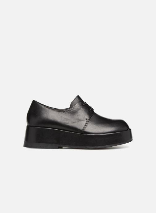 Chaussures à lacets Camper Wilma K200496 Noir vue derrière