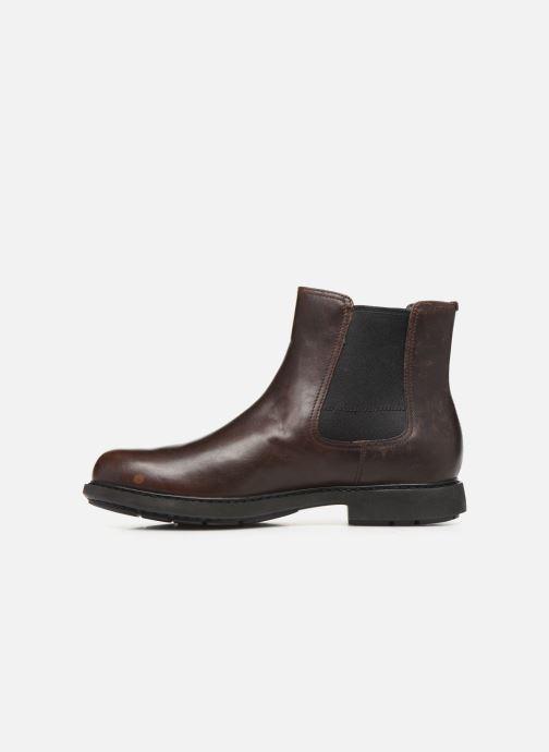 Boots en enkellaarsjes Camper Neuman K300170 Bruin voorkant